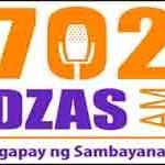 702 DZAS - FEBC Radio