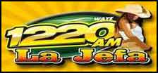 La Jefa 1220 AM Radio