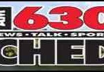 630 ched radio