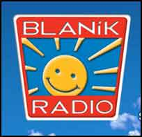 blanik radio cz