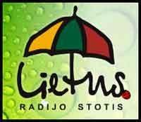 radijo stotis lietus