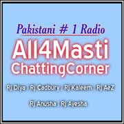 All4Masti Chattingcorner Live Radio FM