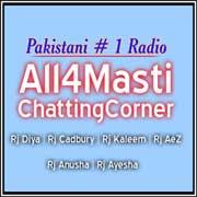 All4Masti Chattingcorner Live Radio FM