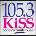 105.3 KISS FM