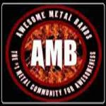 AMB Awesome Metal Bands