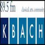 K BACH 89.5 FM