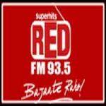 93.5 Red FM Live