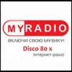 My Radio Disco 80 X