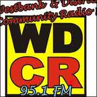 WDCR Westbank and District Community Radio