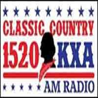 Classic Country 1520 KXA
