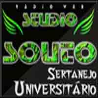 Radio Studio Souto – Sertanejo Universitario
