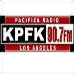 KPFK-90.7-FM