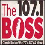 107.1 The Boss - WWZY