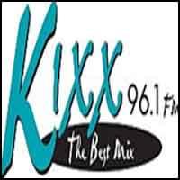KIXX 96.1 FM