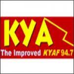 KYAF 94.7 FM