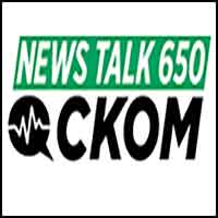 News Talk 650 CKOM