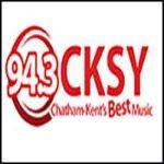 94.3 CKSY