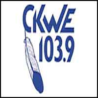 CKWE 103.9 FM