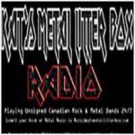 Kat's Metal Litter Box Rock & Metal Radio