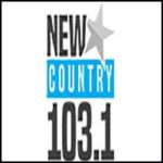 New Country 103.1 - CJKC FM