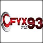 CFYX FM 93