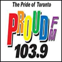 Proud FM 103.9 - CIRR FM