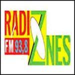 Radio zones - FM 93.8
