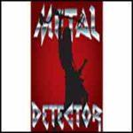 SomaFM Metal Detector