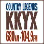 Country Legends 680 KKYX