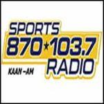 KAAN 870 AM & 103.7 FM