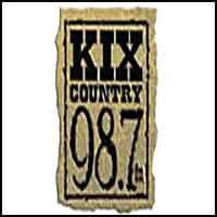 KIX Country 98.7 FM