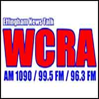 WCRA Talk - AM 1090