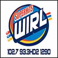 Super Hits WIRL 102.7