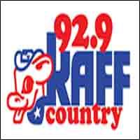 92.9 KAFF-FM