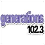 Generations 102.3
