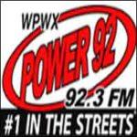 Power 92 - WPWX 92.3 FM