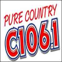 Pure Country C106.1 - KWKZ