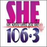 She 106.3 FM