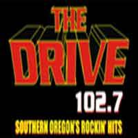 102.7 The Drive - KCNA
