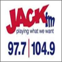 97.7104.9 Jack FM