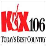 Kix 106 - WGKX
