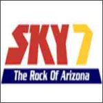 Sky 7 The Rock Of Arizona