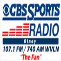 CBS Sports Radio 740 AM