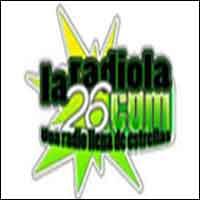 Laradiola 26