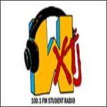 WXTJ 100.1 FM - Student Radio