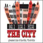 92.1 & 102.1 The City