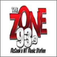 93.9 The Zone