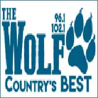 96.1 & 102.1 The Wolf