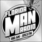 Florida Man Radio 660 AM 105.5 FM