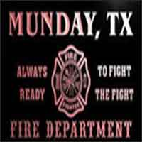 Munday Fire